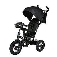 Детский трехколесный велосипед Pituso Rumba Black