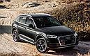 """Пороги """"Black"""" Audi Q5 (2017-2019), фото 3"""