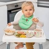 Бамбуковая посуда для детей FOREST GREEN Babyono, фото 3