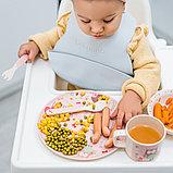 Бамбуковая посуда для детей FOREST GREEN Babyono, фото 4