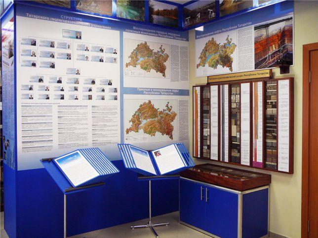Стенды в музей