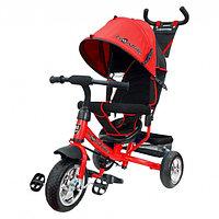 Детский трехколесный велосипед Lexus Trike Красный