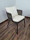Комплект уличной мебели Дрезден (6 кресел +стол), фото 4