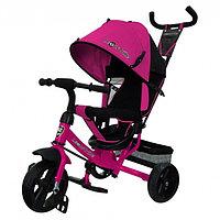 Детский трехколесный велосипед Lexus Trike розовый