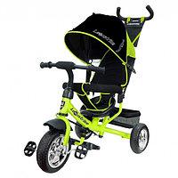 Детский трехколесный велосипед Lexus Trike зеленый