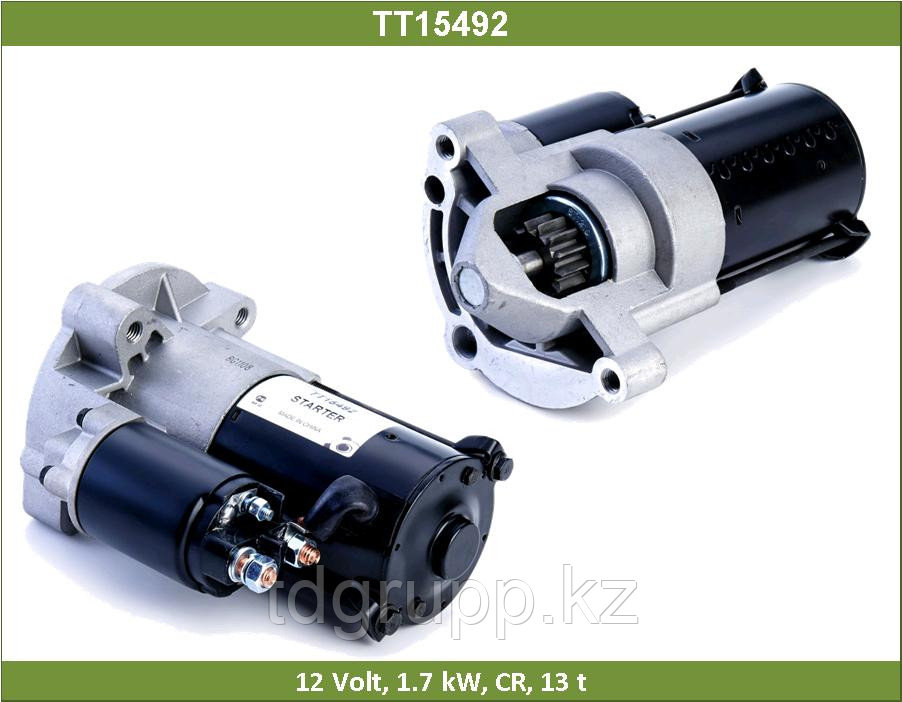 Стартер TT15492 TT