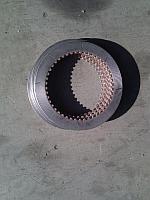 Диск ведомый металлокерамич. ГМП У35.605.01.010