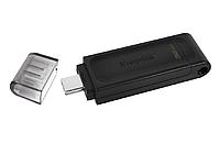USB Флеш 32GB 3.0 Kingston DT70/32GB черный