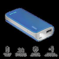 Зарядное устройство Trust  PRIMO POWERBANK 4400 - BLUE