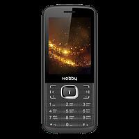 Мобильный телефон Nobby 330T черно-серый