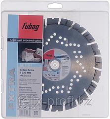 FUBAG Алмазный отрезной диск Beton Extra D230 мм/ 22.2 мм по бетону