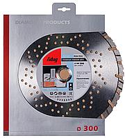 FUBAG Алмазный отрезной диск Beton Extra D300 мм/ 25.4 мм по бетону