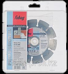 FUBAG Алмазный отрезной диск Beton Pro D125 мм/ 22.2 мм по бетону