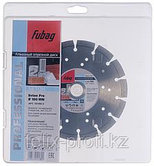 FUBAG Алмазный отрезной диск Beton Pro D180 мм/ 22.2 мм по бетону