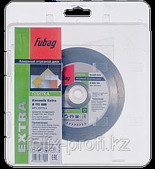 FUBAG Алмазный отрезной диск Keramik Extra D115 мм/ 22.2 мм по керамике
