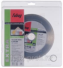 FUBAG Алмазный отрезной диск Keramik Extra D200 мм/ 30-25.4 мм по керамике
