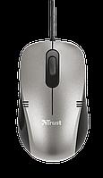 Мышь проводная Trust Ivero Compact комбинированный