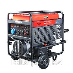 FUBAG Бензиновая электростанция с электростартером и коннектором автоматики BS 17000 A ES