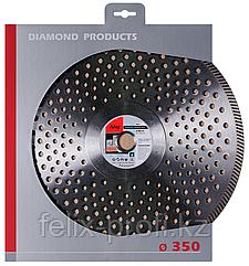 FUBAG Алмазный отрезной диск BS-I_ диам. 350/25.4