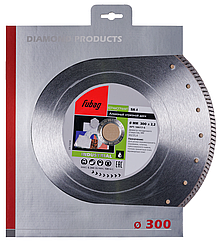 FUBAG Алмазный отрезной диск SK-I D300 мм/ 30-25.4 мм по керамике