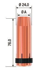 FUBAG Газовое сопло HD D= 16.0 мм FB 500 (5 шт.)