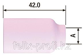 FUBAG Сопло керамическое  для газовой линзы №8 ф12.5 FB TIG 17-18-26 (10 шт.)