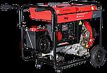 Дизельные генераторы DS с воздушным охлаждением