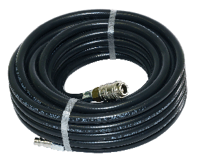 FUBAG Шланг с фитингами рапид, маслостойкая термопластичная резина, 20бар, 10x15мм, 20м