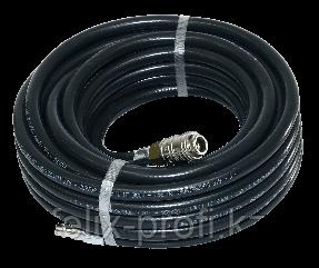 FUBAG Шланг с фитингами рапид, маслостойкая термопластичная резина, 20бар, 8x13мм, 5м