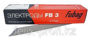 FUBAG Электрод сварочный с рутиловым покрытием FB 3 D3.0 мм (пачка 5 кг)