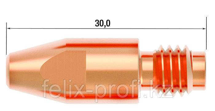 FUBAG Контактный наконечник M8х30 мм CuCrZr D=1.4 мм (25 шт.)