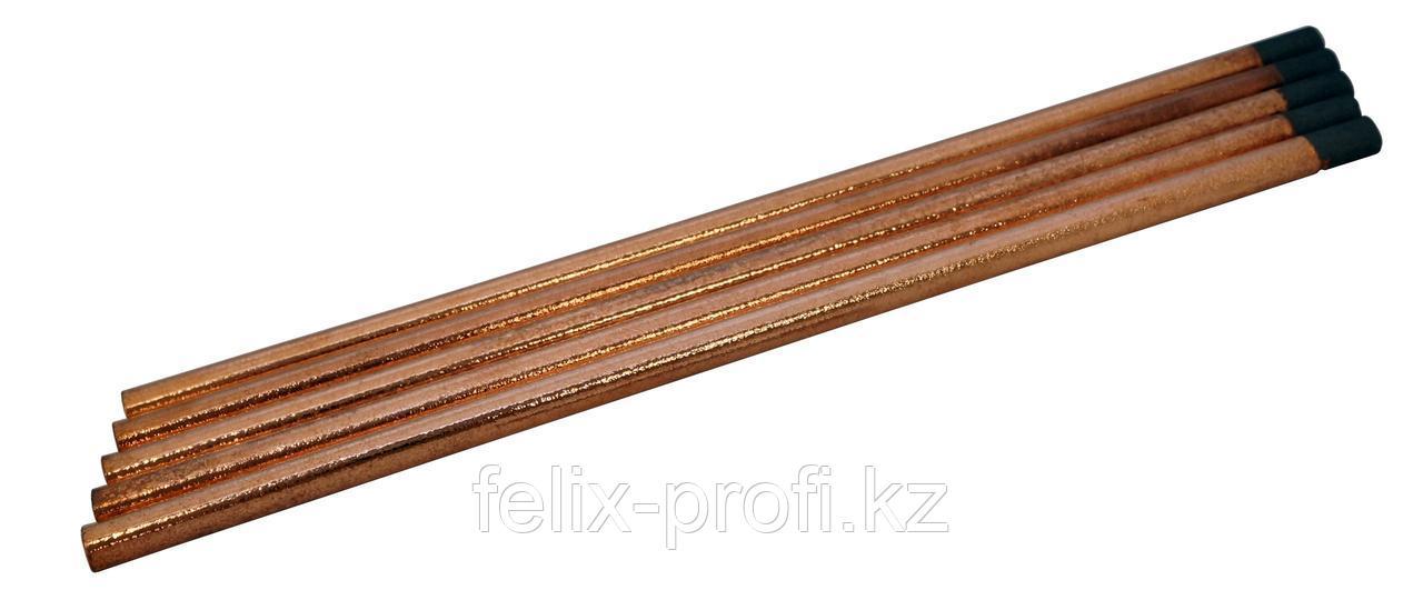 FUBAG Графитные электроды_осадка металла - O 10 х 300 (5 шт.)