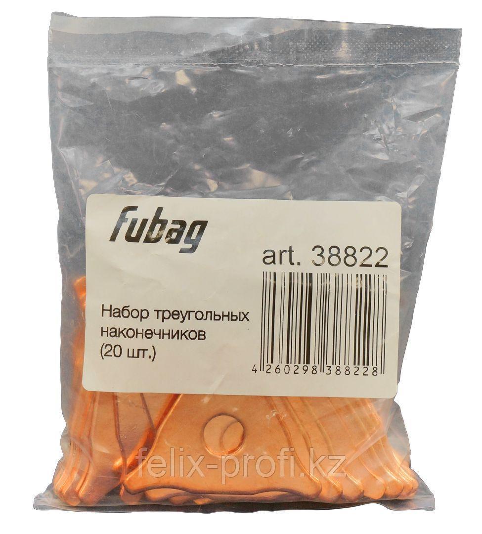 FUBAG Набор электродов «звезда» (20 шт.)