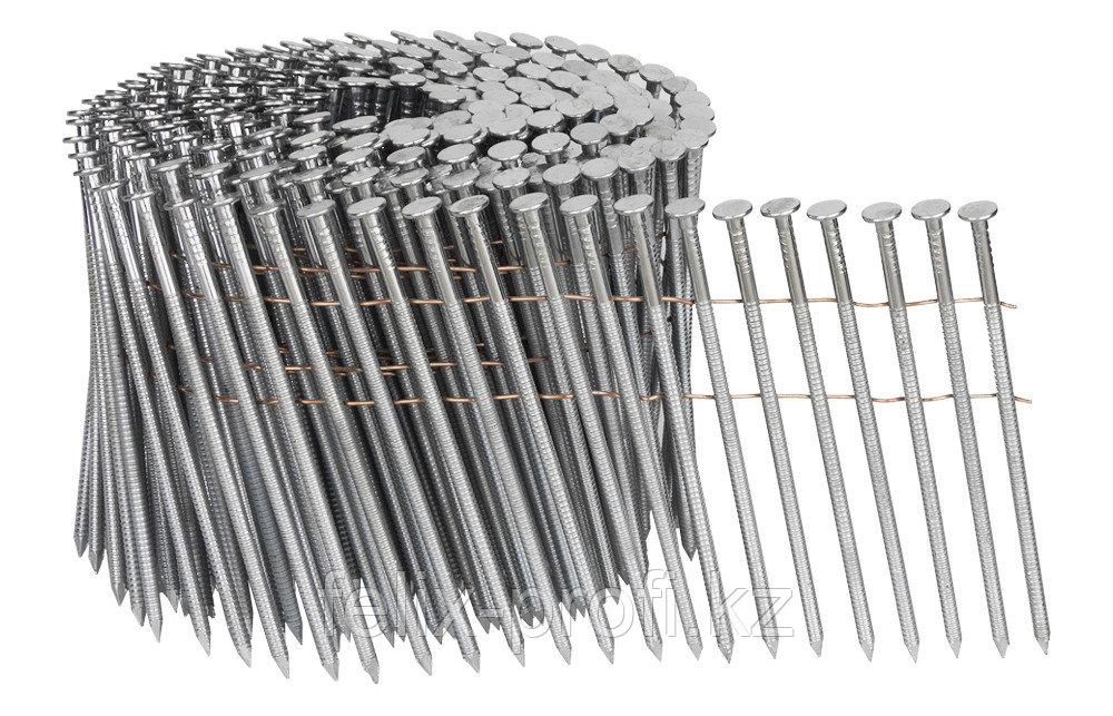 FUBAG Гвозди барабанные для N90C (3.05x75 мм, кольцевая накатка, 4500 шт)