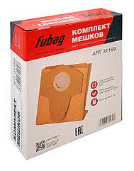 FUBAG Комплект мешков одноразовых 30 л для пылесосов серии WD 5SP_5 шт.