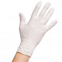 Перчатки Bio-Gloves латексные смотровые опудренные нестерильные M (7-8)
