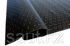 Покрытие резиновое пятачковое, черное