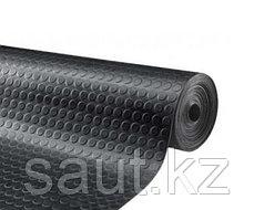 Покрытие резиновое пятачковое, черное, фото 3