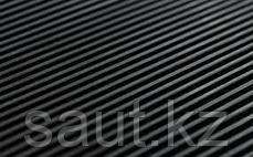 Покрытие резиновое - мелкий рубчик, черное, фото 3