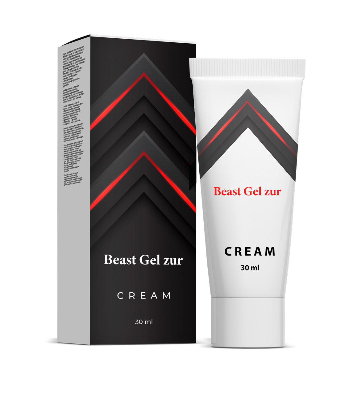 Beast Gel zur (Бэст Гель зур) – средство для потенции