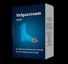 VALGUCREAM (Вальгукрем) - саше для лечения вальгусной деформации стопы
