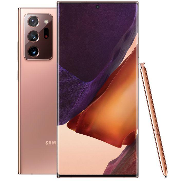 Samsung Note 20 Ultra 5G 12/256GB Bronze