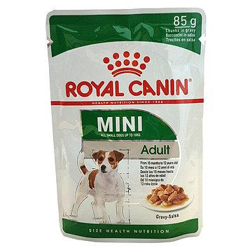 Royal Canin Adult Mini Влажный корм для мини собак
