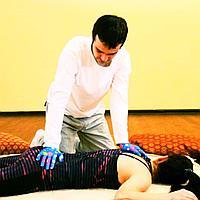 Йога массаж Мнуши