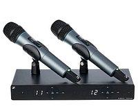 Радиосистема с двумя микрофонами SENNHEISER XSW 1-825 DUAL-B, фото 1