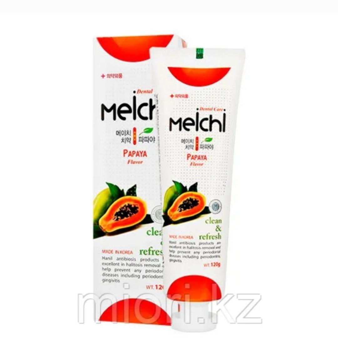 Зубная паста Meichi tropic Dental Care Clean & Fresh Papaya