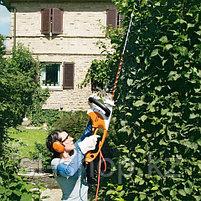 Кусторез STIHL HSE 81 электрический 50 см, фото 2