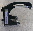 Кронштейн генератора с регулировкой, безроликовый Лада Гранта, фото 2