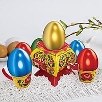 Пасхальный набор для украшения яиц «В гостях у бабушки. Городецкая»