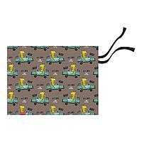 Накладка на стол текстильная (складная) А3 450*330 ErichKrause мал Traveling Giraffe 52725